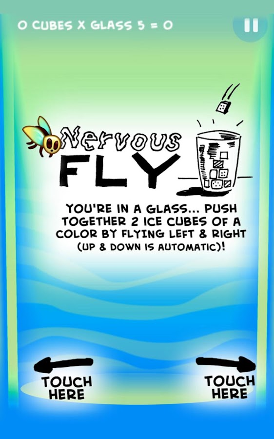 Nervous Fly- screenshot
