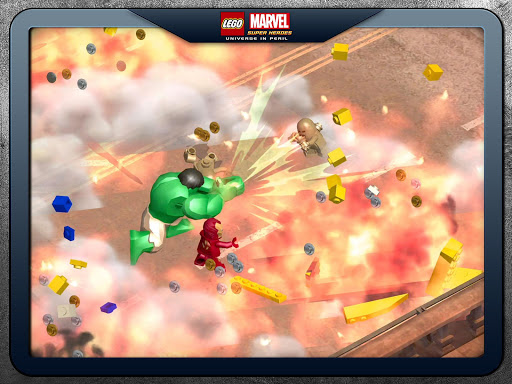 LEGO ® Marvel Super Heroes  screenshots 10