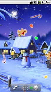 Sweet Winter Dreams Wallpaper - screenshot thumbnail