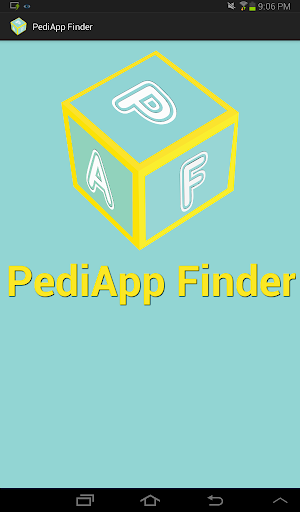 PediApp Finder
