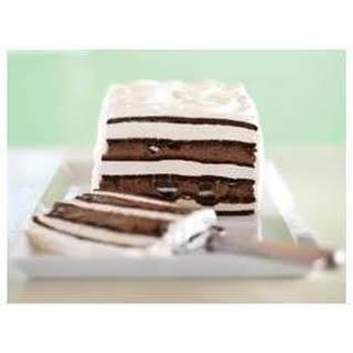 OREO® and Fudge Ice Cream Cake.