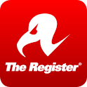 The Register icon