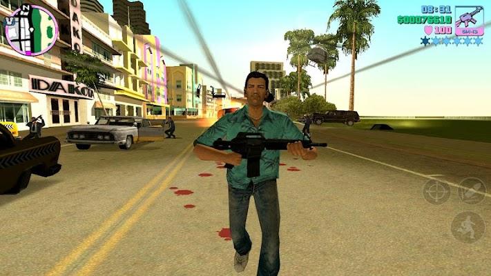 Grand Theft Auto: Vice City Screenshot Image