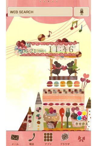 Sweet Music Box Wallpaper 1.4 Windows u7528 1