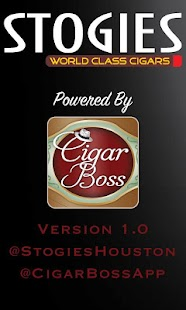 Stogies World Class Cigars- screenshot thumbnail
