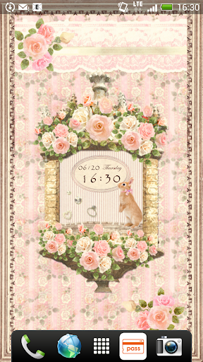Secret Garden Live Wallpaper