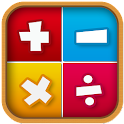 Smart Math - kids game icon