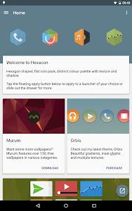 Hexacon - Icon Pack v2.3