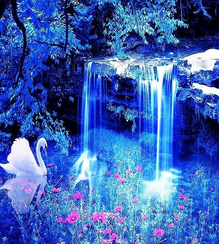 waterfall wallpapers android apps on google play