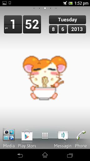 Yummy Mice Live Wallpaper