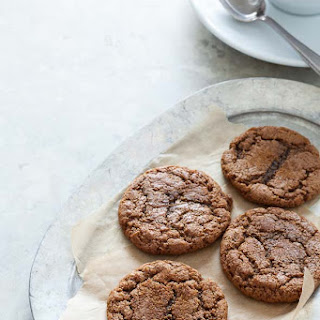 Ginger Molasses Cookie (Gluten-Free, Paleo Friendly)