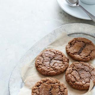 Ginger Molasses Cookie (Gluten-Free, Paleo Friendly) Recipe