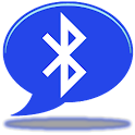 Bluetooth Chat No Ads icon