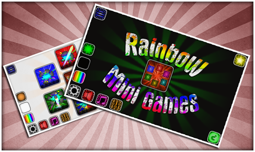RAINBOW MINI GAMES: SMASHER