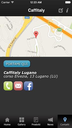 【免費新聞App】Caffitaly-APP點子