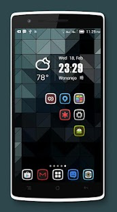 Tembus - Icon Pack Screenshot