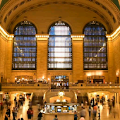 Grand Central Live Wallpaper APK for iPhone