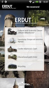 Erdut- screenshot thumbnail