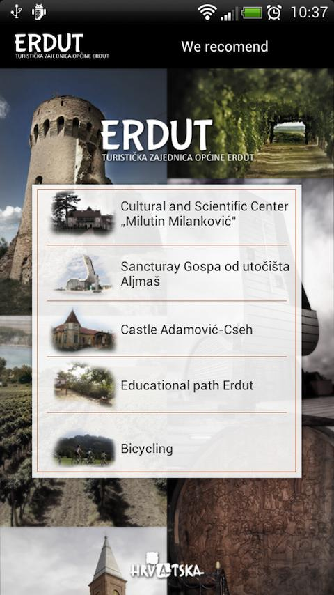 Erdut- screenshot