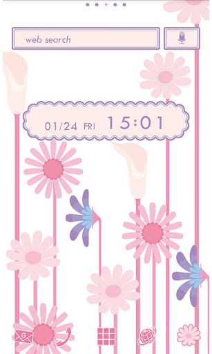 Cute Wallpaper Calming Flowers 1.0 Windows u7528 1