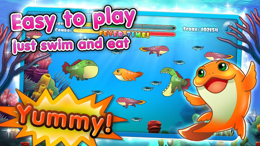 Coco the Fish -Cute Fish Game