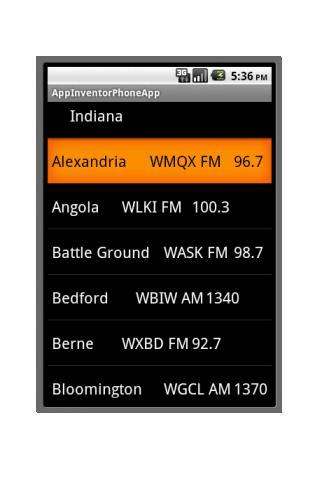 Indianapolis Football Radio