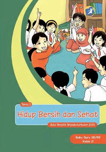 Buku Guru Kelas 2 Tema 5 Kur13