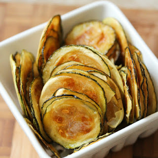 Low Calorie Zucchini Chips Recipes.