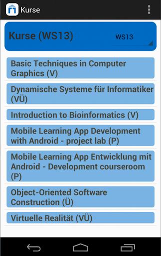 【免費教育App】L²P (L2P) - RWTH App-APP點子