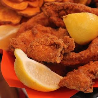 Creole Fried Fish