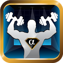 Alpha Trainer mobile app icon