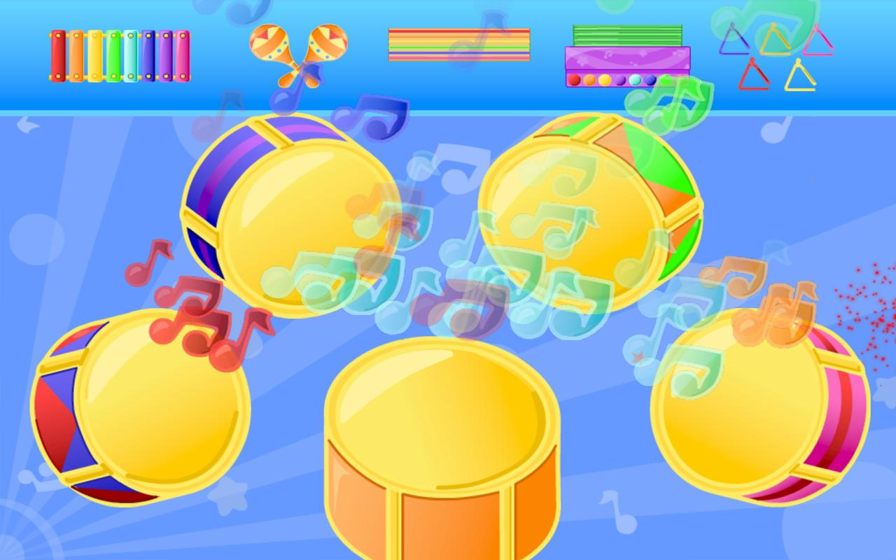 Simply Kids Instruments Free- screenshot