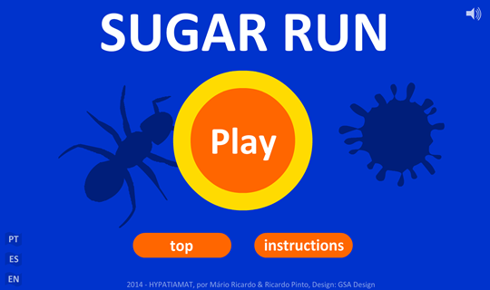 Sugar Run- screenshot