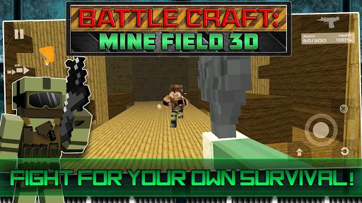 Battle Craft: Mine Field 3D