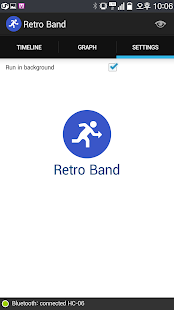 RetroBand: Arduino smart band- screenshot thumbnail