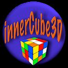 世界初!?内側からルービックキューブ innerCube3D icon
