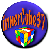 World's first!? InnerCube3D