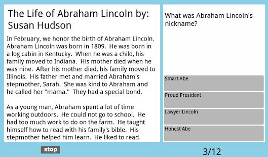 Ultimate 3rd Grade Reading - Android Apps on Google Play