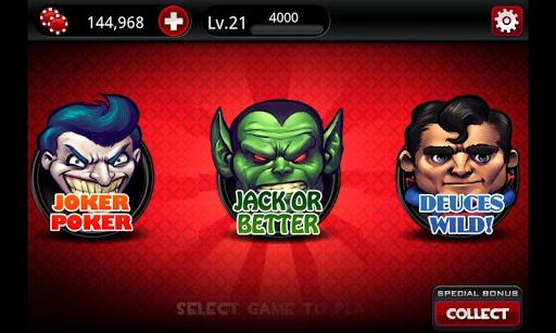 ビデオポーカーカジノ™