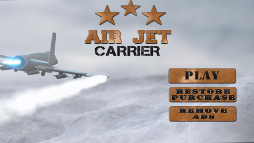 Air Jet Carrier