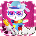 Kitty Cat Pet Doctor Dress Up icon