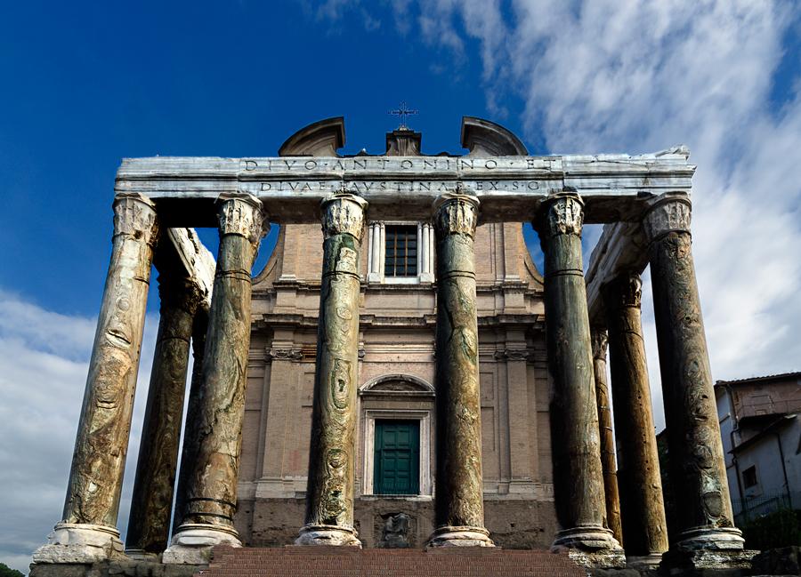 Foro Romano by Eduardo Menendez Mejia - Buildings & Architecture Public & Historical ( roma, romano, italia, tokina 12-24, rome, foro, menendez, eduardo, nikon, italy, d5100 )