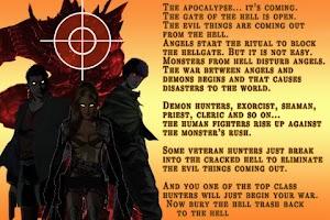 Screenshot of Supernatural Hunters