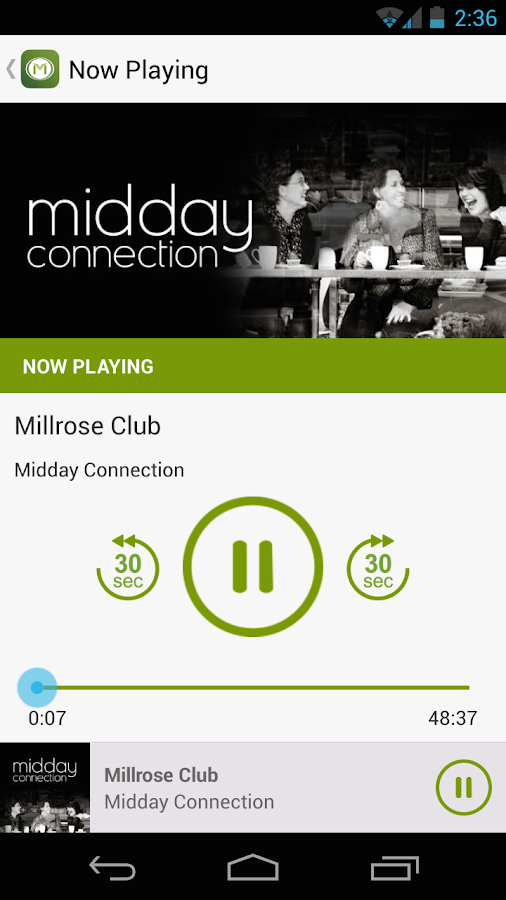 Moody Radio - Android Apps on Google Play