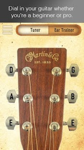 Martin Guitar Tuner- screenshot thumbnail