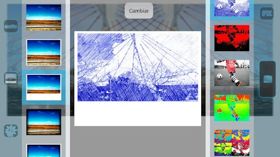 Camera Effects by Mobilendo - screenshot thumbnail
