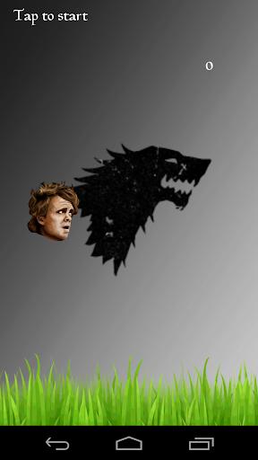 【免費街機App】Flappy Tyrion-APP點子