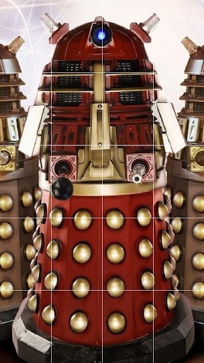 Dalek Sound Board