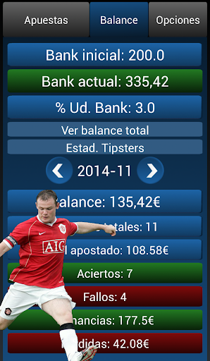 Tipster Manager -Apuestas-
