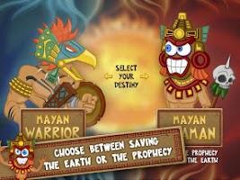 Screenshot of Mayan Prophecy